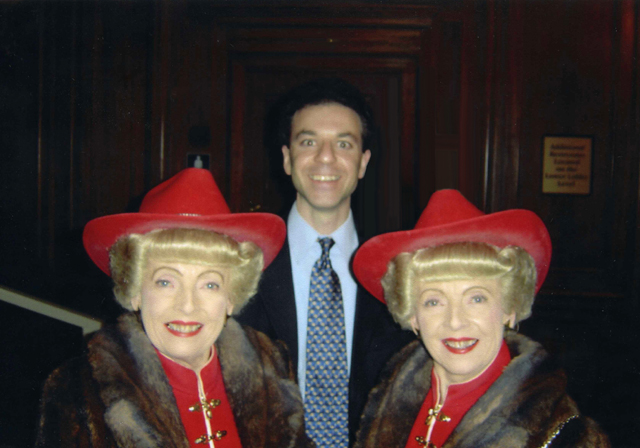 The San Francisco Twins and Steven J. Backman, January 31, 2004