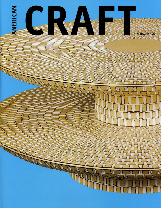 American Craft, April/May 2005