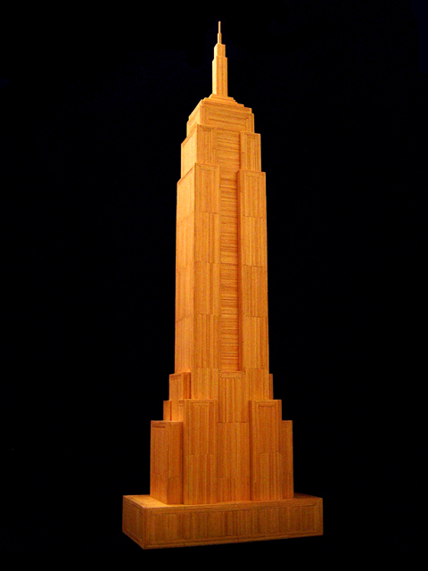 Toothpick Architecture